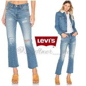 [NEW] Levi's Kick Flare Jeans